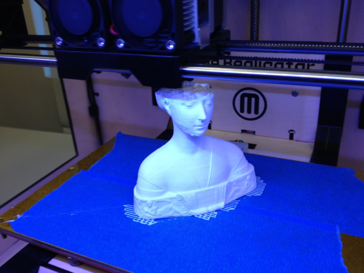 An amazing 3D printing technology - The Ad Buzz