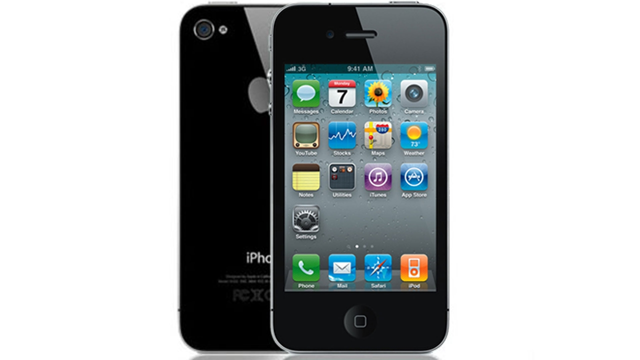 Apple IPhone 4s 8GB The Amazing