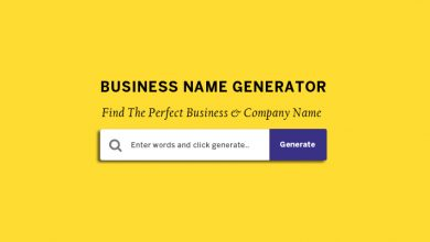 Business Name Generator